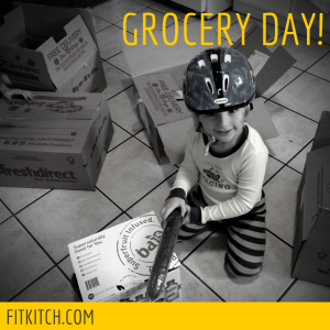 GROCERY DAY!